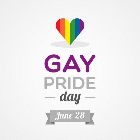 Gay Pride Day Vector
