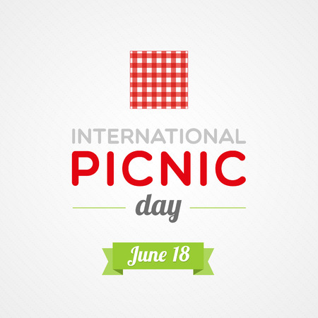 picnic tablecloth: International Picnic Day