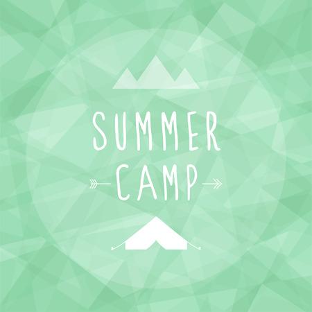 summer camp: Summer camp