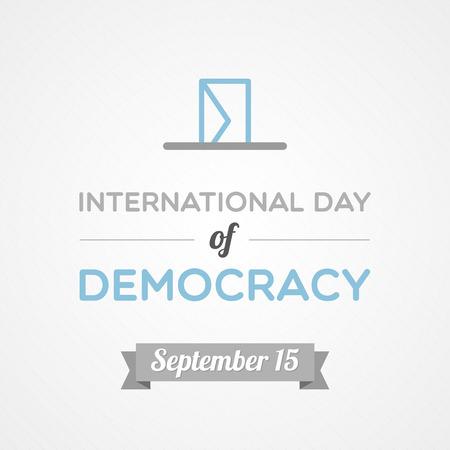 poll: International Day of Democracy