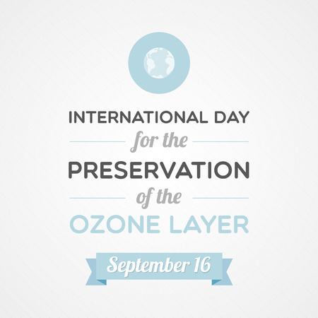 air awareness: International Day for the Preservation of the Ozone Layer
