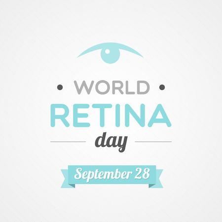 ocular diseases: World Retina Day