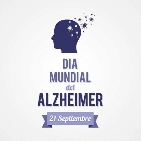 World Alzheimer Vector