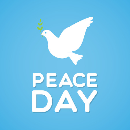 dove of peace: International Peace Day