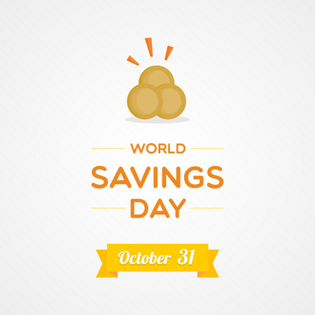 business funds: World savings day