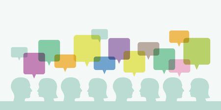 community health: People communication