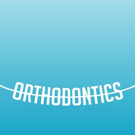 crooked: Orthodontics