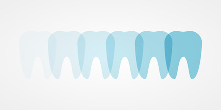 stomatology icon: Teeth illustration
