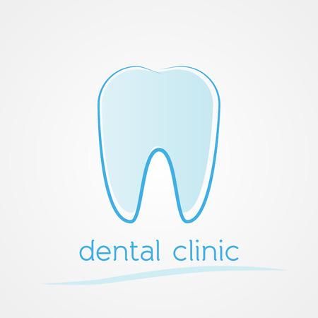 Dental clinic logo photo