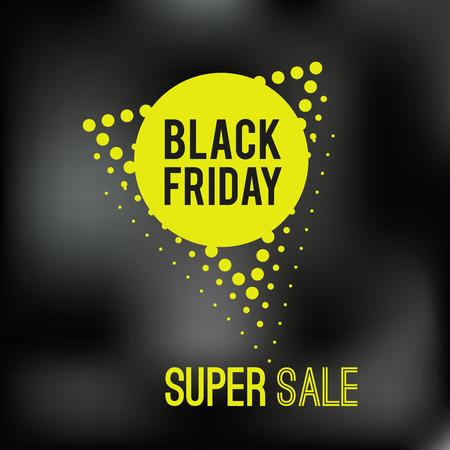Black Friday Super Sale Vettoriali