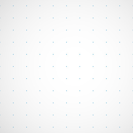 Dotted paper pattern Vettoriali