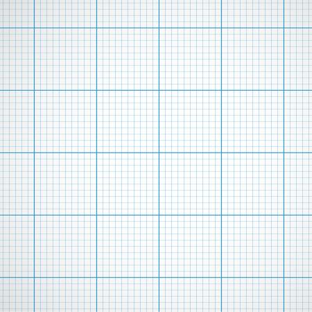 Patrón de papel Milimétrico