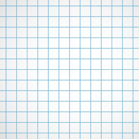plotting: Squared paper pattern