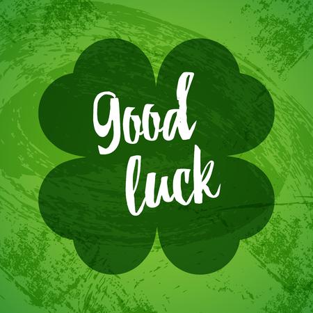 good: Good luck