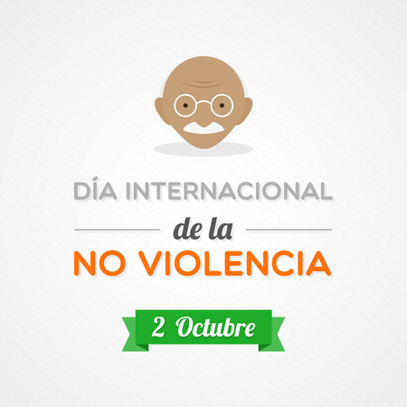 nonviolence: International day of non-violence