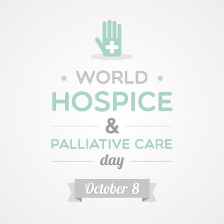 Mondiale Hospice & Palliative nidi Archivio Fotografico - 64100617