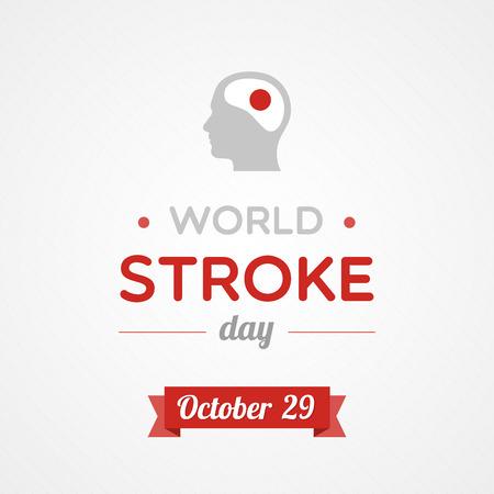 cerebral artery: World Stroke Day