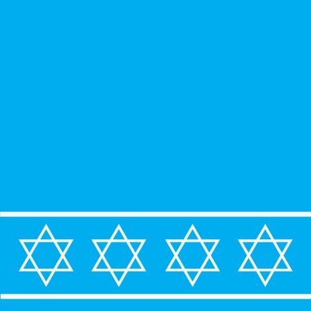 estrella de david: Estrella de David patrón Vectores