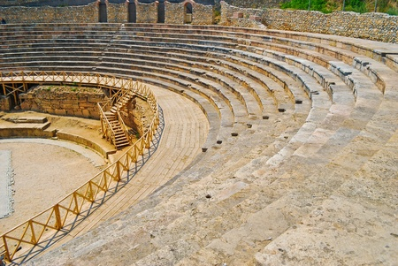 Ancient theater, Greece, Europe