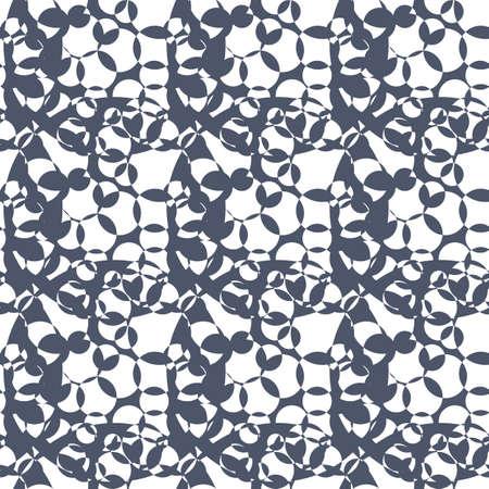 textile industry: Modelo inconsútil abstracto para el diseño interior y la industria textil. Fondo de la ilustración digital. Vectores