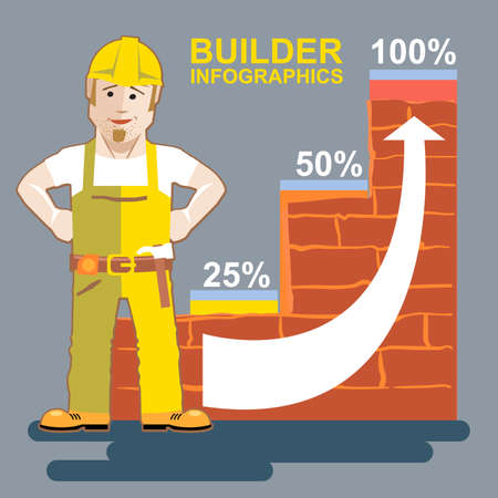 Free Infographic free infographic builder : Infographic Architect Stock Photos & Pictures. Royalty Free ...
