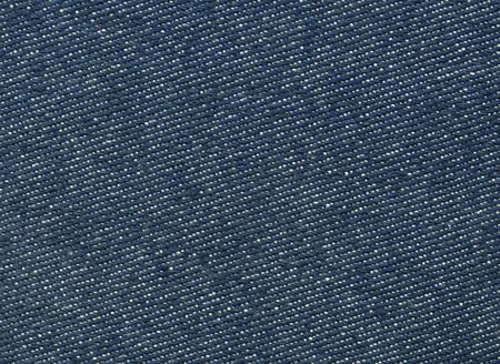 Texture of blue fabric Stock Photo