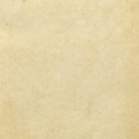 Texture of old paper with brown stains Stock Photo