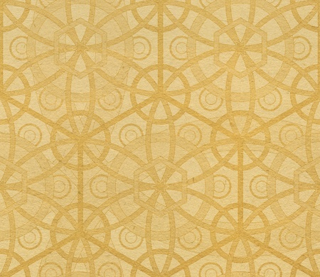 Paper with geometric pattern. Seamless background