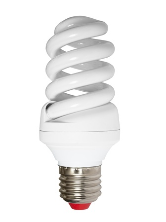 Isolated energy saving lamp