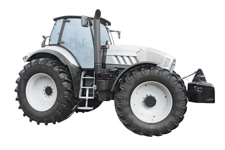 Isolated tractor
