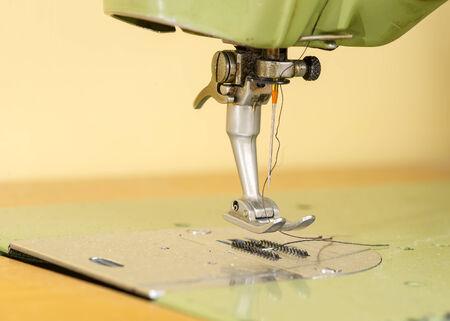 needlewoman: Sewing Machine close up