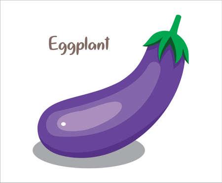 eggplant Banco de Imagens - 104997923
