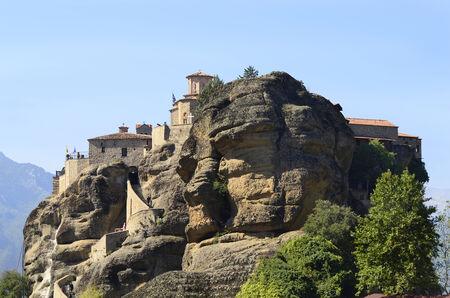 kalambaka: Greece, Meteora