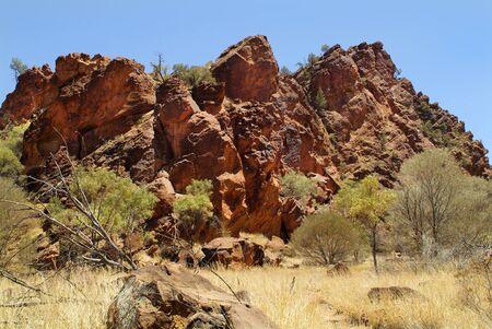 nt: Australia, N-Dhala Gorge Natinalpark
