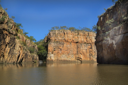 Australia, Katherine Gorge in Nitmiluk national park