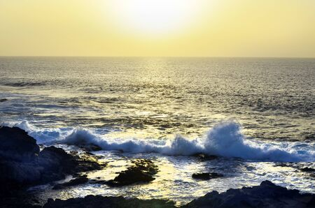 canary island: Lanzarote, Canary Island, sundown