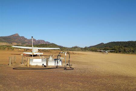 airstrip: Australia, airstrip in Wilpena