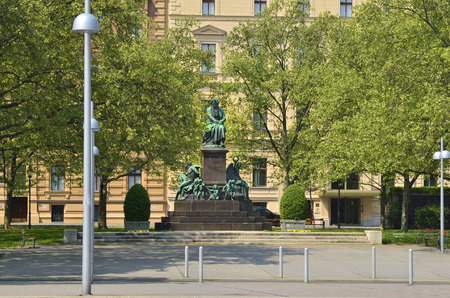 beethoven: Austria Beethoven memorial in Vienna