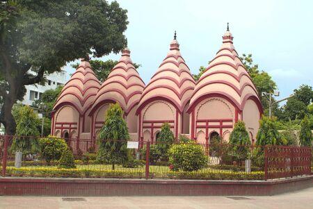 dhaka: Bangladesh, Dhakeswari temple in Dhaka Stock Photo