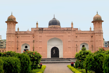 Mausoleum of Bibipari in Dhaka in Bangladesh