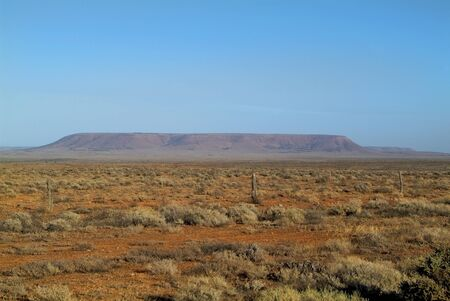 the outback: Outback in South Australia