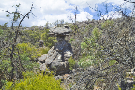 rock formation: Australia, funny rock formation in Grampians nationalpark
