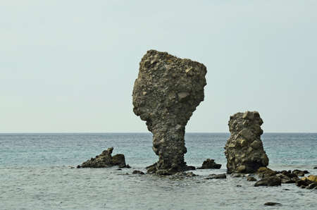 rock formation: Greece, rock formation in Agios Joannis