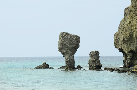 rock formation: Greece, rock formation in Aghios Ioannis