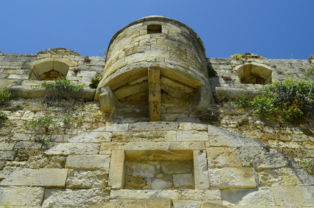fortezza: Greece, Crete, Retymno, part of Fortezza Rethymno