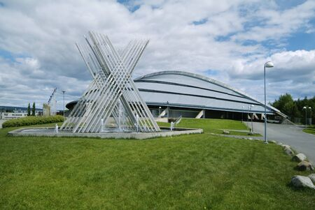 olympic: Normay, Olympic hall in Hamar