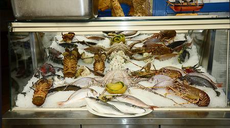 crete: Greece, Crete, seafood