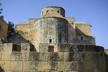 barnabas: Cyprus, Saint Barnabas monastery -  includes icon museum