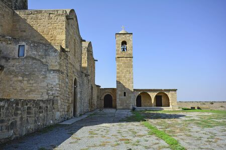 includes: Cyprus, Saint Barnabas monastery - includes icon museum