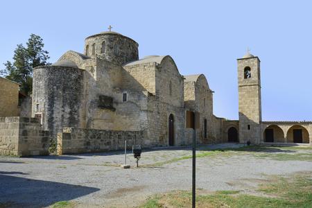 barnabas: Cyprus, Saint Barnabas monastery includes icon museum